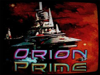loading screen of Orion Prime