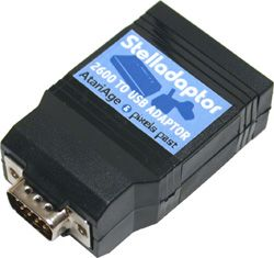 Stelladaptator 2600 to USB interface